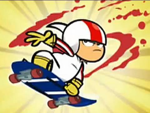 Kick Skate