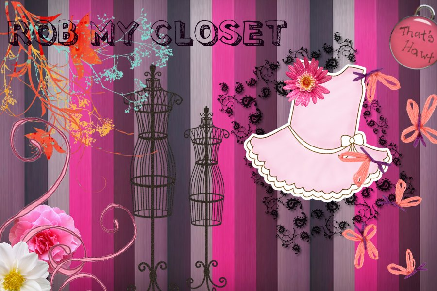Rob-My-Closet