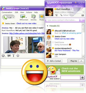 Yahoo Messenger Boot