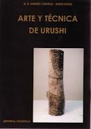 Libro ARTE Y TÉCNICA DE URUSHI