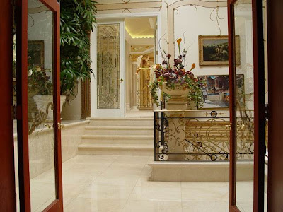 Door Decoration Classic Interior Design