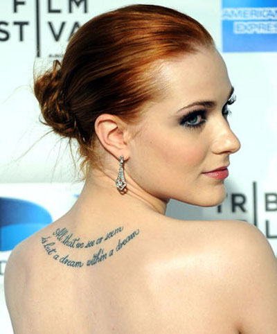 short quotes for tattoos for girls. short quotes for tattoos for