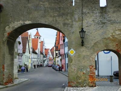 viaje a nordlingen