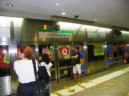 Transporte de Singapur