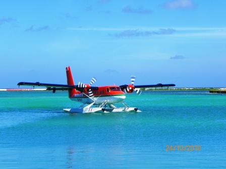 Hidroavion Maldivas