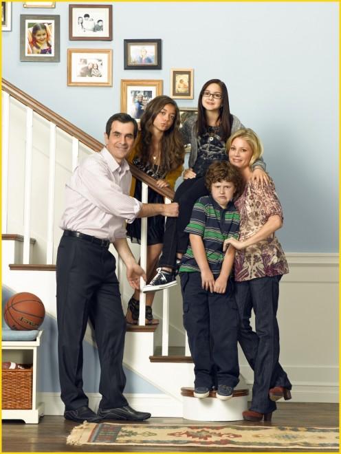 Mitchel Prittchet (Jesse Taylor Ferguson), el otro hijo de Jay, es gay.