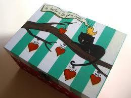 La abuela bloguera - Cajas de carton bonitas ...