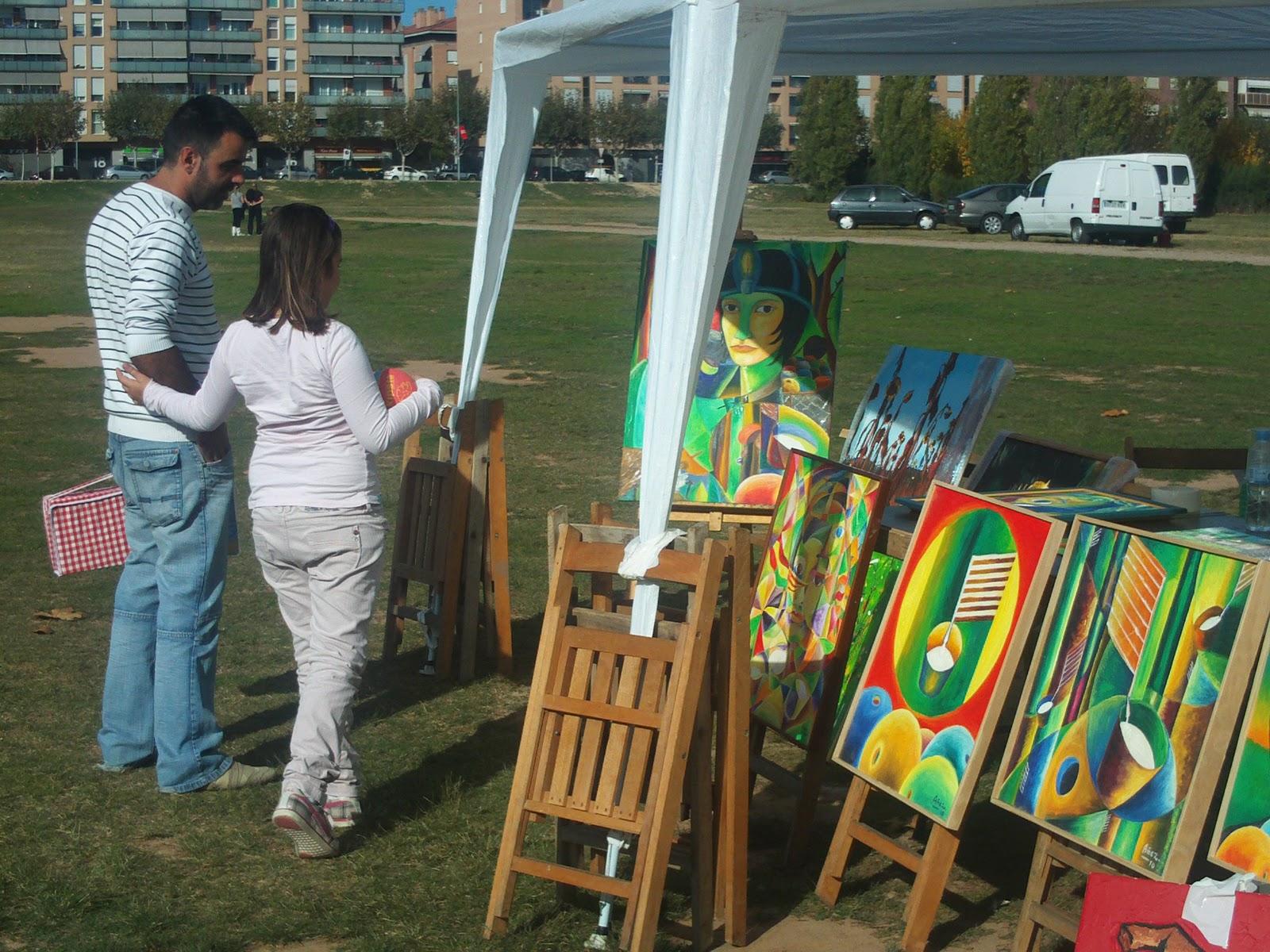 Grupo pintores latinoamericanos en catalunya gpala actividades participativas de gpala 2010 - Pintores de barcelona ...
