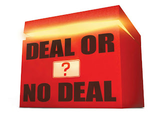 Deal or No Deal Boxes