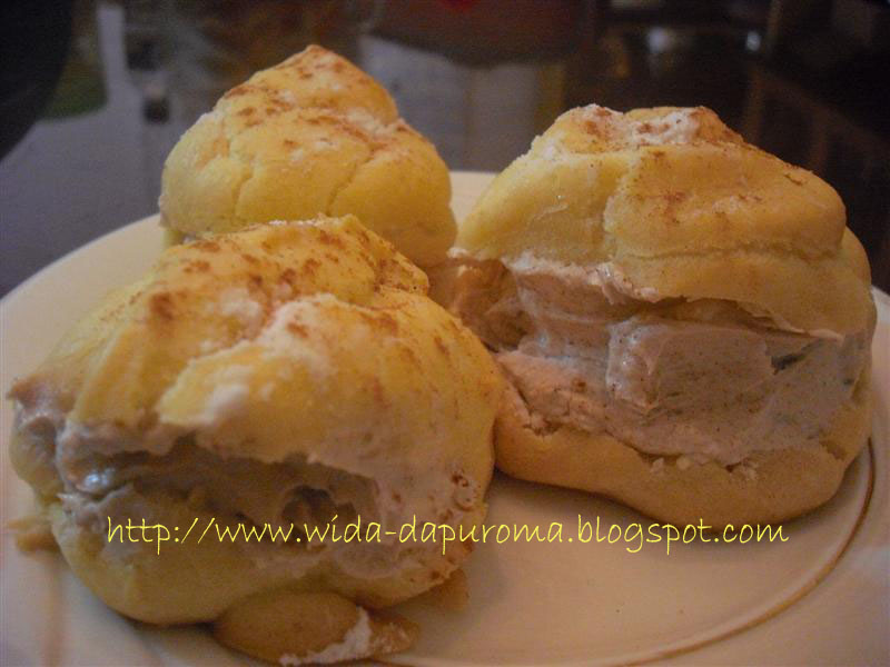 Dapur Kue Oma: Soes Week NCC