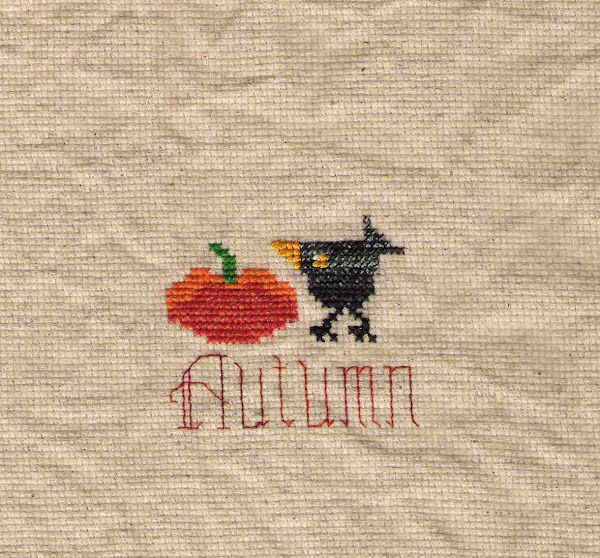 Autumn Itsy Bitsy