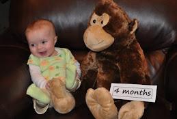 Jillian - 4 months