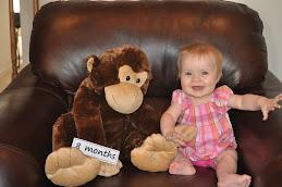 Jillian - 8 months