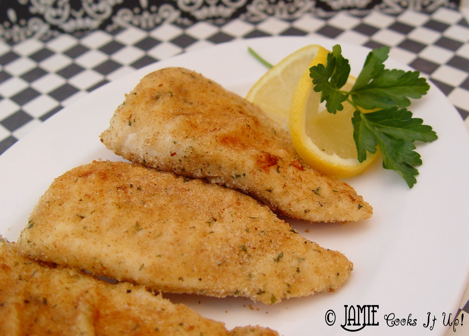 Pan fried fish for Is fried fish healthy