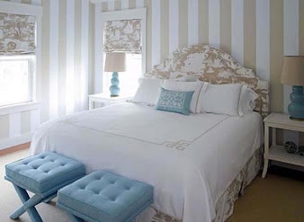 #8 Blue Bedroom Design Ideas