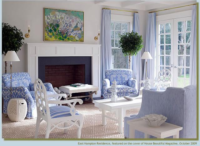 Home Decor Blue