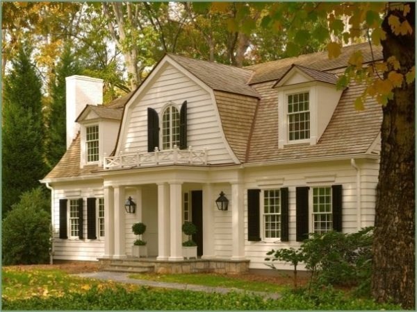 Scaled Dutch Colonial Maureen From Electric Revisited S Dream Home