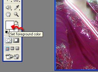 Lalu pilih menu Filter-Sketch-Halftone Pattern…