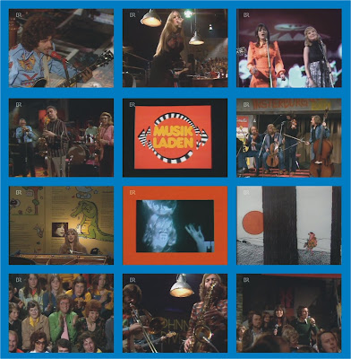 Cover Album of MUSIKLADEN 02.05.1973