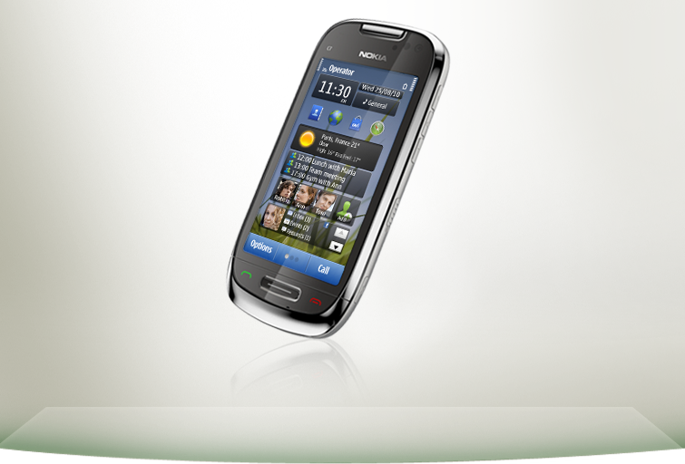nokia c7 pics. Nokia C7 Mobile Features and