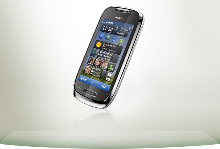nokia c7 pics. Nokia C7 Mobile Features and