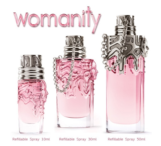 Womanity Perfume Refill: The Best Of Everything For You: Review: Womanity By Thierry Mugler