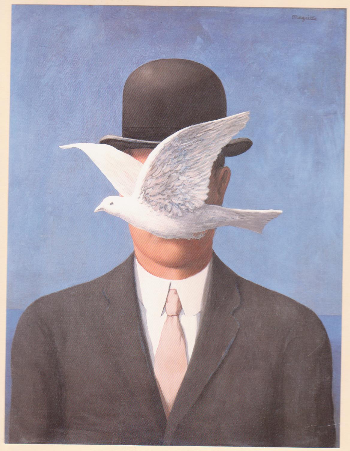 Rene Magritte Paintings Wallpaper