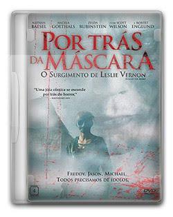 Por Trás Da Máscara - Dublado DVDRip