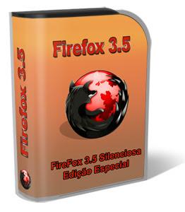 FireFox 3.5 – Edição Especial -Silenciosa