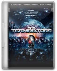 The Terminators dublado 2009