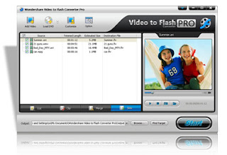 Video to Flash Converter Pro v4.0.1.1