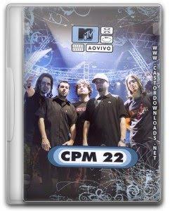 DVD: CPM 22 – MTV Ao Vivo