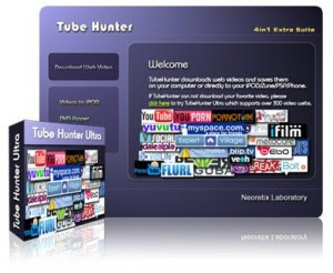 TubeHunter Ultra Vs. 4.0.1439 + Keygen