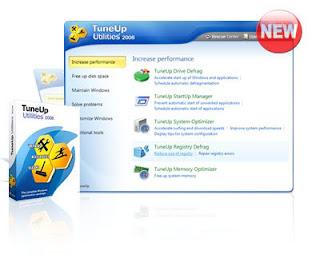 Tuneup Utilities 2009 v8.0.3300.1