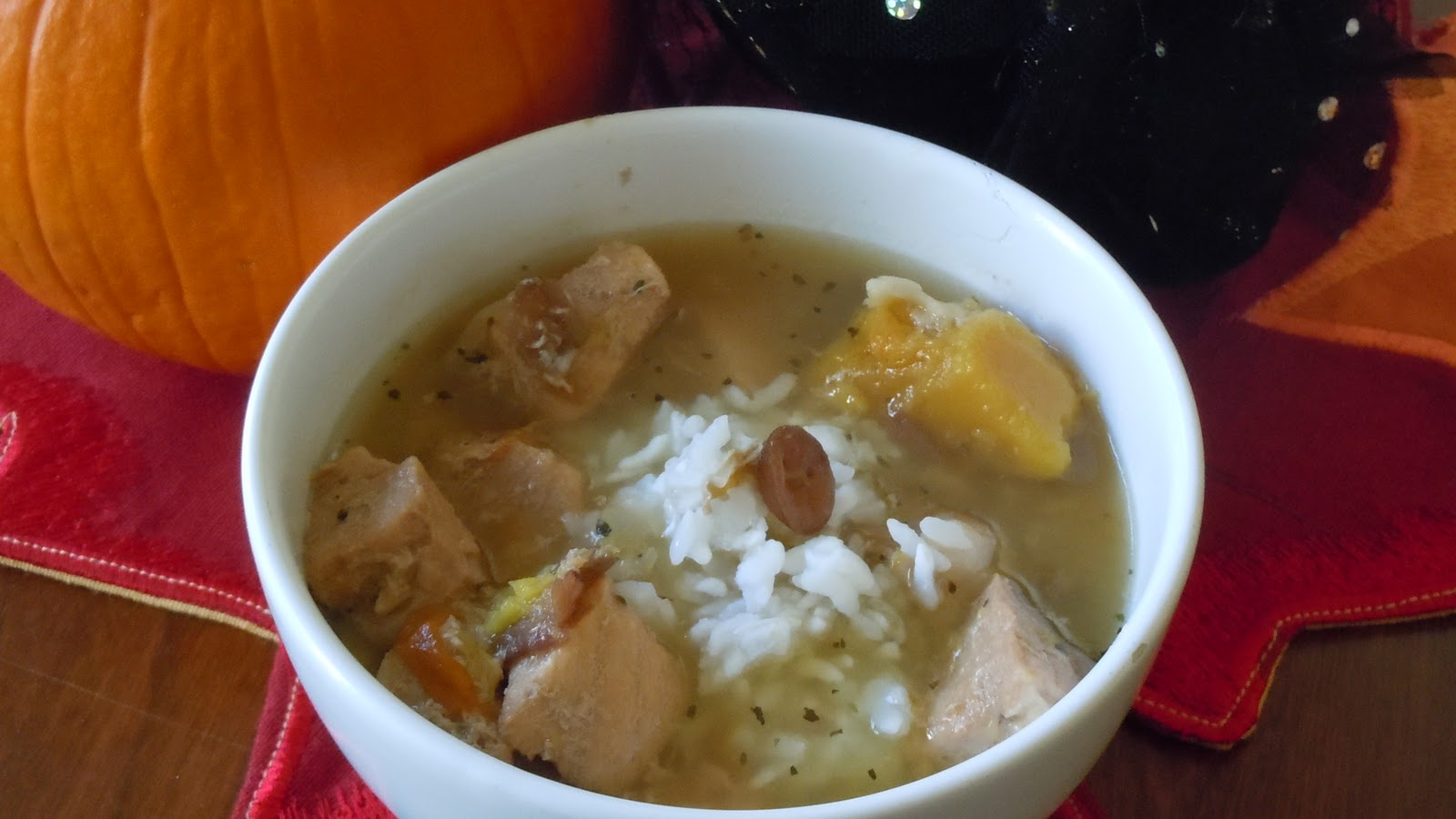 Pork and Pumpkin Stew ~ My Angel's Allergies