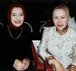 Bunda Marissa Haque Tidak Pernah Membenci Ibu Ratu Atut Chosiyah
