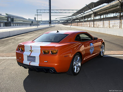 Chevrolet Camaro SS Indy 500 Pace Car 2010 new car