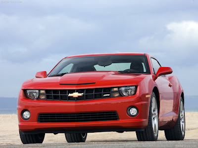 2010 Chevrolet Camaro SS new car pic