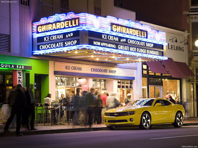 Chevrolet Camaro 2010 car insurance