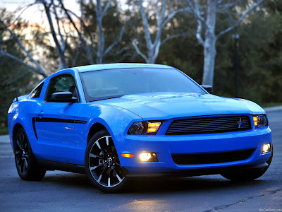 new car Ford Mustang V6 2011 picture