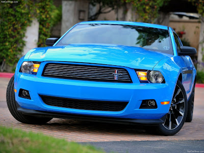 new car Ford Mustang V6 2011 image