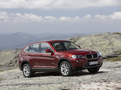 BMW X3 2011 sport utility vehicle