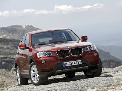 BMW X3 2011 SUV