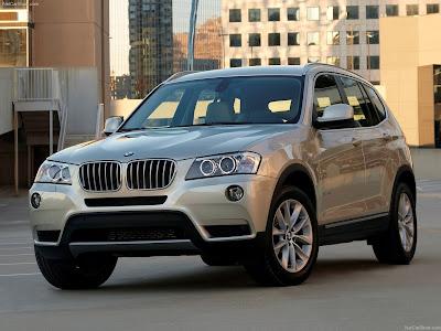 BMW X3 xDrive35i 2011 picture