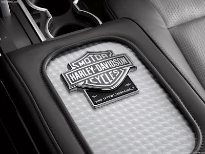2011 Ford F-150 Harley-Davidson new truck logo
