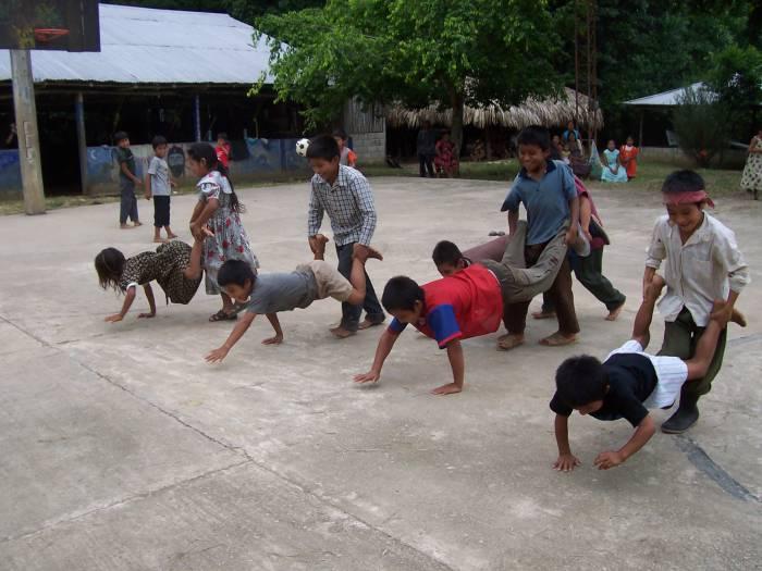 La educación física en la escuela: LA EDUCACIÓN FÍSICA NO ES SÓLO ...