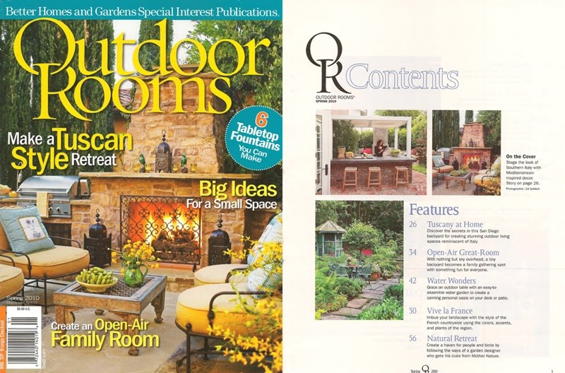 Be Sure To See Our Garden Studio Designed Yard In The Current Edition Of  Better Homes U0026 Gardens Outdoor Rooms Magazine, On The Newsstands Now.