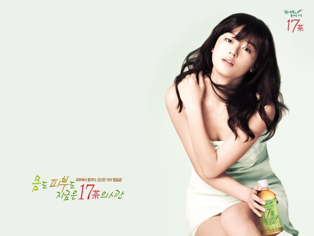 Cuties and Beauties: Cute and Beautiful Korean Actess Jeon Ji Hyun