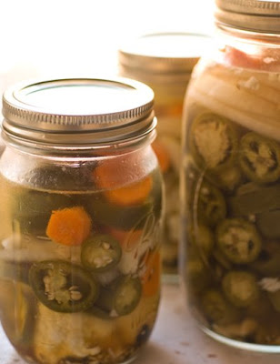 Cool off with hot jalapeno pickles | Homesick Texan