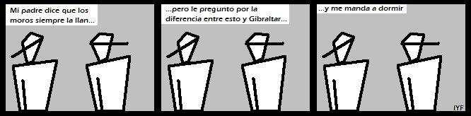 15.- Gibraltar español